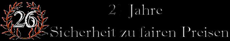 26 jahre Schleicher Sicherheitssysteme Sicherheitstechnik Alarmanlagen Schlüsseldienst Leipzig Schlüsselnotdienst Leipzig