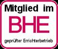 Mitglied im BHE und geprüfter Schlüsselnotdiesnt