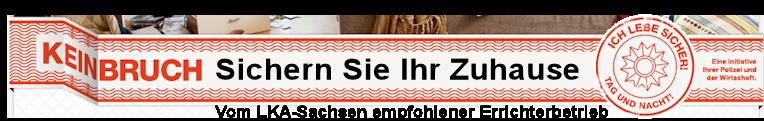 LKABanner-Schleicher Schlüsseldienst Leipzig Schlüsselnotdienst Leipzig