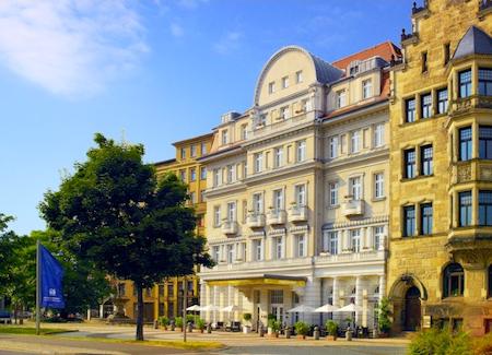 Hotel Fuerstenhof Leipzig Einbau von Alarmanlagen und Schießanlagen
