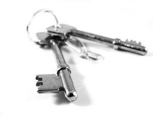 Schlüssel, Autoschlüssel, Tresorschlüssel, Zylinderschlüssel